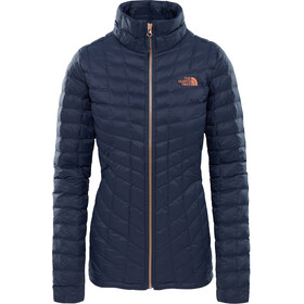 The North Face Thermoball Full Zip Jacket Women Urban Navy/Metallc Copper